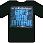 The Thurstons God's Been Faithful Tee